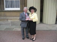 Congratulations to Mrs Sue Smith who has received her OBE