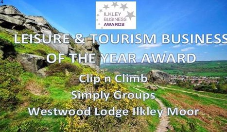 Simply Groups Finalist in the IlkIey Business Awards 2019