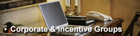 Corporate & Incentive Groups